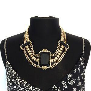 Vintage Large Chunky Necklace